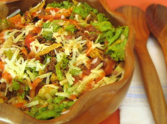Taco-Salad-Bowl